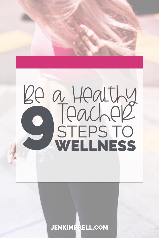 healthy teacher close up